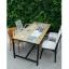 โต๊ะกินข้าว 4 ที่นั่ง รุ่น Love is / Dining Table thumbnail 2