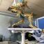 เปิดจอง Star Model - Saint Seiya Resin Manigoldo Cancer TLC Model 1:6 Figures Gold limited thumbnail 2