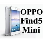 ฟิล์มกระจก Oppo Find5 mini (แพ็คเกจกระดาษ)