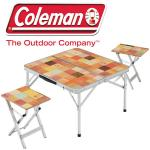 Coleman Natural Mosaic Picnic Set
