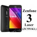 ฟิล์มกระจก zenfone 3 laser (ZC551KL)