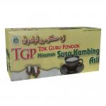 นมแพะผงตรา TGP บรรจุ 20 ซอง ซองละ 25 กรัม