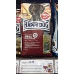 happy dog africa นกกระจอกเทศมันฝรั่ง ปลอดธัญพืช สุนัขโตแพ้ง่ายเป็นพิเศษ 300g. 159รวมส่ง