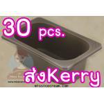 PTT30K ถาดพลาสติกใส่ไอศกรีมขนาด 1/4 30 ใบ รวมค่าจัดส่ง Kerry