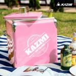 กระติกนำ้แข็ง Kazmi Cube Icecooler13L #Pink