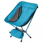 Coleman Leafy Chair #Crystal Blue