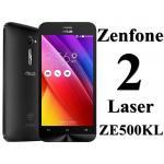 ฟิล์มกระจก zenfone 2 laser Ze500kl (แพ็คเกจกระดาษ)