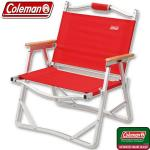 Coleman COMPACT FOLDING CHAIR #RED