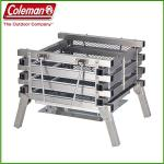Coleman Stainless Fireplace III