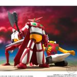 เปิดจอง Super Mini-Pla Getter Robo Armageddon Vol.1 Plastic Kit (Complete Box) (มัดจำ500บาท)