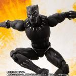 เปิดจอง S.H. Figuarts Avengers: Infinity War - Black Panther TamashiWeb Exclusive (มัดจำ500 บาท )