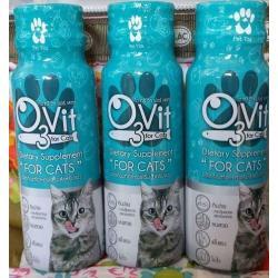 โอทรีวิท วิตามินสำหรับแมว สองโหล1150รวมส่ง