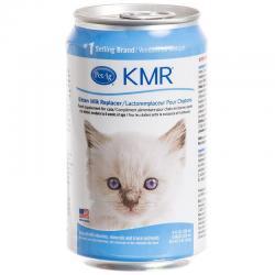 Kmr kitten milk replacer เครื่องดื่มแทนนมสำหรับลูกแมว แบบดื่ม 242กรัม 12กระป๋อง 3200รวมส่ง