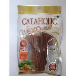 Cataholic Neko คละรสไก่,รสทูน่าและไก่ สามโหล 1270รวมส่ง