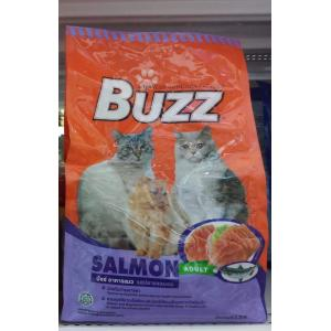 Buzz adult แซลมอน 1.2kg. 195รวมส่ง