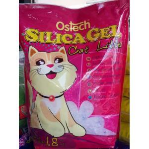 ทรายแมว Ostech 1.8kg สิบแปดถุง2730รวมส่ง