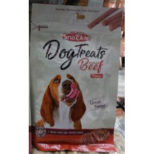 Dog Treats ด็อก ทรีทส์ กลิ่นเนื้อ สองโหล938รวมส่ง