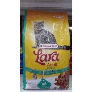 ลาร่า อาหารเม็ด แมวโต สูตรควบคุมกลิ่น 2kg 400รวมส่ง