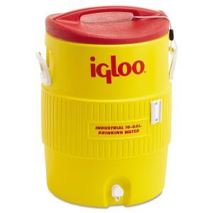กระติกเก็บความเย็น IGLOO รุ่น 10 แกลอน YELLOW