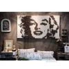 ภาพแต่งผนัง มาริลิน Wall Decor Large Marilyn