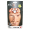 Led Lenser SEO3 #Orange