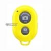 รีโมทบลูทูธชัตเตอร์ Bluetooth Remote Shutter สีเหลือง