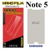 ฟิล์มกันรอย Samsung Note 5 (Nano)
