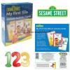 การ์ดภาพตัวเลขภาษาอังกฤษ Sesame Street My First 123s Deluxe Activity Cards