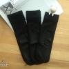 เซตถุงเท้า กันลื่น สีดำ ( 3 คู่ )
