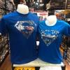 ซุปเปอร์แมน สีน้ำเงิน (Superman Comic blue CODE:1106)