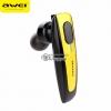 หูฟังบลูทูธ Awei N3 สีเหลือง BKK