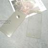 ฟิล์มกระจก iPhone6/6s Plus 2in1 สีเงิน