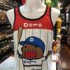 โดโมะ เสื้อกล้าม (Domo White) CODE : 1270
