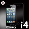 ฟิล์มกระจก Privacy (ฟิล์มกันเสือก) iPhone4/4s