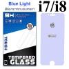 ฟิล์มกระจก iPhone7/iPhone8 (Blue Light Cut) ถนอมสายตา