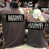 มาร์เวล สีน้ำตาลเทา (Marvel logo Taupe CODE:1246)