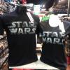 สตาร์วอร์ สีดำ (Star wars black logo gray CODE:1213)