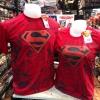 ซุปเปอร์แมน สีแดง (Superman Black Comic RED CODE:1067)