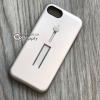 เคส iPhone 7 Plus กันกระแทกแหวนสาย สีโรสโกลด์ BKK