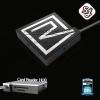 HUB RU-U7 USB 3.0 (Card Reader) สีดำ REMAX
