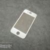 ฟิล์มกระจก iPhone4/4s ไททาเทียม สีเงิน