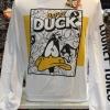 ลูนี่ตูนส์ แขนยาว (Daffy duck white)