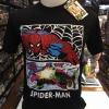 สไปเดอร์แมน สีดำ (Spiderman square black)1266