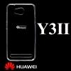 เคส Huawei Y3II ซิลิโคน สีใส