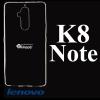 เคส Lenovo K8 Note ซิลิโคน สีใส