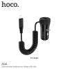 Hoco Z21A ที่ชาร์จในรถพร้อมสาย for Apple+Micro