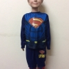 ชุดซุปเปอร์แมน (Superman) มีไฟกระพริบ