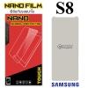 ฟิล์มกันรอย Samsung S8 (Nano)