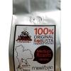 กาแฟโรบัสต้าคั่วสด เข้มกลาง Medium Roasts ขนาด 250g จาก AiRantaFarm กาแฟเขาค่าย