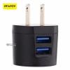 หัวชาร์จ Awei C-800 2.1A USB 2 ช่อง สีดำ